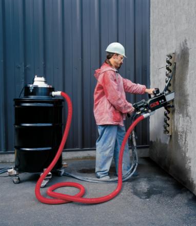 ICS TSS-55 Hi-Lift Performance Vacuum, fits std 55 gallon drum picture