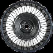 ATV 26x9N14 (Bolt pattern 4x110 mm) Flat Black Hub