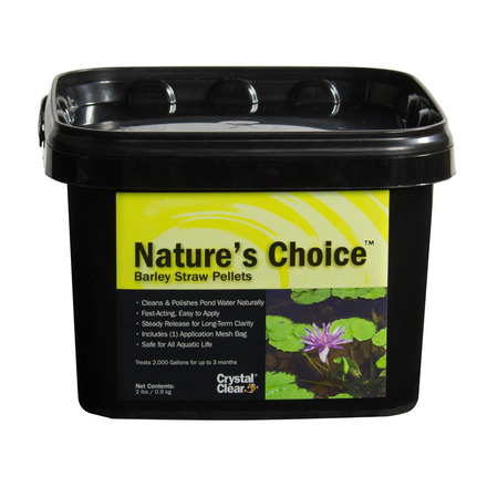 Nature's Choice™ Barley Straw Pellets – 2 Pounds picture