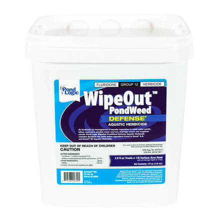 Pond Logic® WipeOut™ PondWeed Defense® - 4 Ounces picture