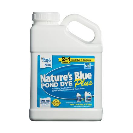 Pond Dye Plus– Nature's Blue™ Gallon picture