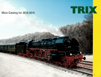 Trix Full-line Catalog 2018/2019 picture