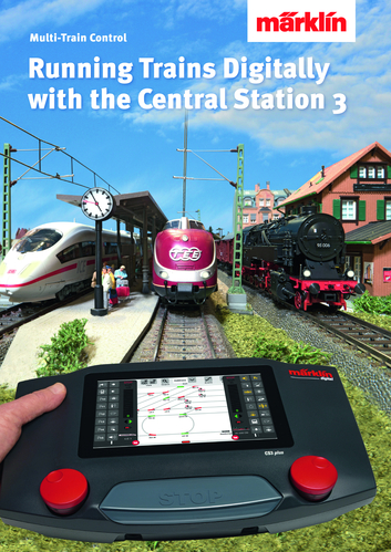 """Running Trains Digitally with the Central Station 3"" Guidebook picture"