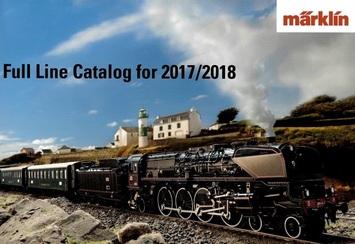 Marklin Full-line Catalog 2017/2018 picture