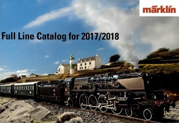 Marklin Full-line Catalog 2017/2018 picture