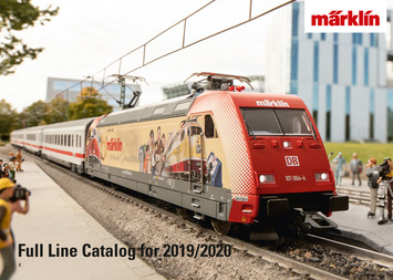 Märklin Full Line Catalog 2019/2020 picture