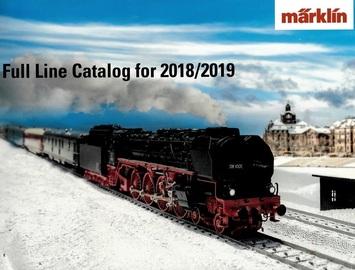 Marklin Full-line Catalog 2018/2019 picture