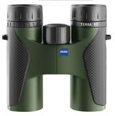 ZEISS Terra ED Binoculars, 10x42, Green