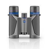 ZEISS Terra ED Pocket Binoculars, 10x25, Grey