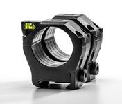 """30mm Ultralight 1913 MS Rings w/ Level - LOW (.850"""" / 21.6mm)"""