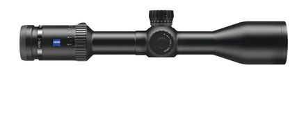 ZEISS Conquest V6 3-18x50 Rifle Scope with Plex Reticle (#6) - External Turrets - Ballistic Stop - Adjustable Parallax - .25 MOA picture