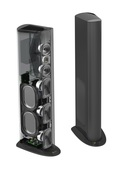 Triton One.R Reference Floorstanding Tower Loudspeaker with Built-In 1600 Watt Powered Sub (ea)