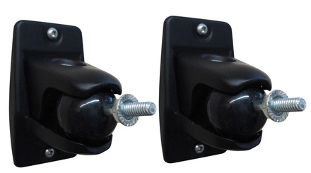 SuperSwivel - Universal Swivel Wall Mount Bracket (pr) picture