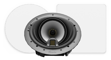 "Invisa SP 652 StereoPoint 6-1/2"" Round In-Ceiling/In-Wall Stereo Loudspeaker (ea) picture"