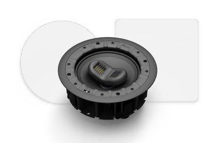 """Invisa SP 652 StereoPoint 6-1/2"""" Round In-Ceiling/In-Wall Stereo Loudspeaker (ea) picture"""
