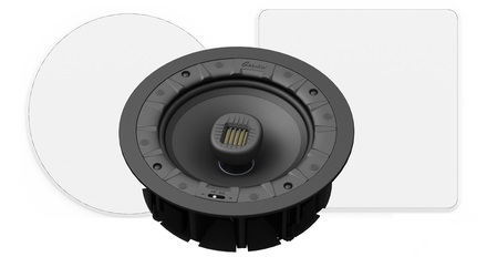 "Invisa 650 6-1/2"" Round In-Ceiling/In-Wall Loudspeaker (ea) picture"