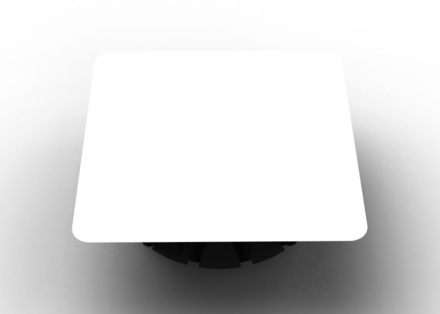 ISG-525 Optional Square Grille for Invisa 525 (pr) picture