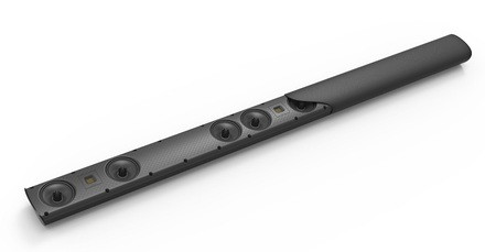 SuperCinema 3D Array XL On-Wall/On-Shelf 3-Channel Passive Soundbar picture