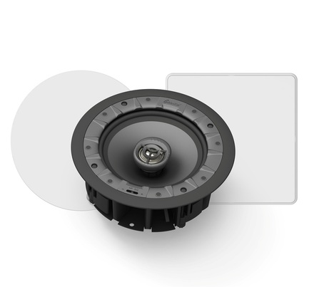 "Invisa 600 6-1/2"" Round In-Ceiling/In-Wall Loudspeaker (ea) picture"