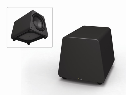 """ForceField 3 1000 Watt Ultra-Compact 8"""" Subwoofer picture"""