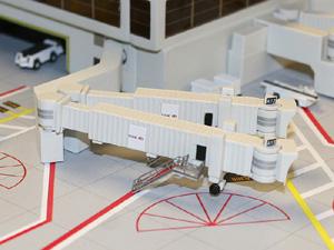 GeminiJets 1:400 Set of 3 double/widebody airbridges picture