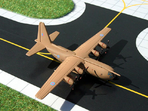 GeminiMACS 1:400 Royal Air Force C-130 picture