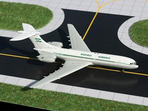 GeminiJets 1:400 Nigeria Airways Standard VC-10 picture