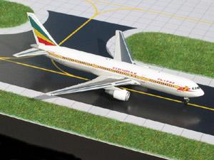 GeminiJets 1:400 Ethiopian 767-300 picture