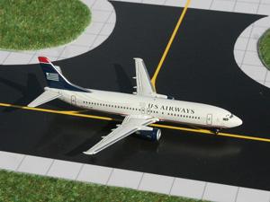 GeminiJets 1:400 US Airways 737-400 picture