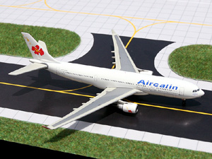 GeminiJets 1:400 Aircalin A330-200 picture