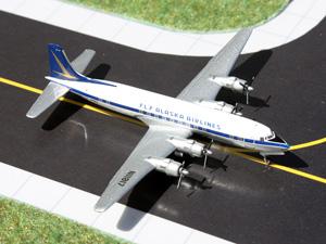 GeminiJets 1:400 Alaska Airlines DC-6 picture