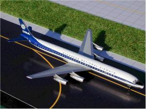 GeminiJets 1:400 Overseas National DC-8-61CF picture