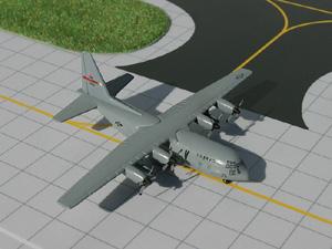 GeminiMACS 1:400 USAF C-130 'Dyess AFB' picture
