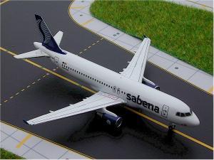 GeminiJets 1:400 Sabena A320 picture