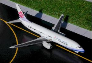 GeminiJets 1:400 China Airlines 737-809 picture