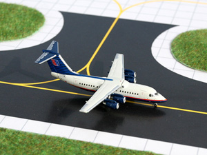 GeminiJets 1:400 United Express (Air Wisconsin) BAe 146-200 picture