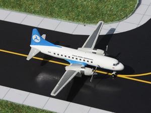 GeminiJets 1:400 FAA Convair 580 picture