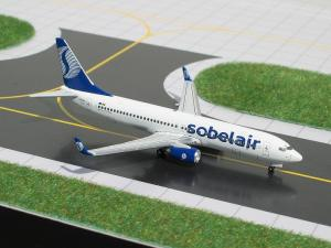 GeminiJets 1:400 Sobelair 737-800 picture