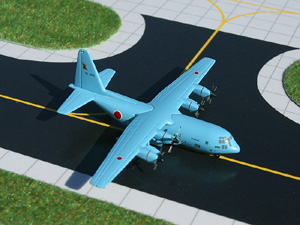 GeminiMACS 1:400 JASDF C-130 picture