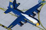 GeminiMACS 1:400 Blue Angels C-130J Hercules