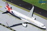 Gemini200 Royal Air Force Airbus A321neo G-XATW