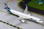 Gemini200 Alaska Airlines Airbus A321neo