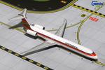 GeminiJets 1:400 Continental Airilnes MD-82