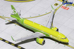 GeminiJets 1:400 S7 Airlines Airbus A320neo