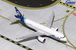 GeminiJets 1:400 Alaska Airlines Airbus A320-200