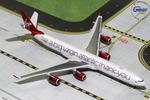 "GeminiJets 1:400 Virgin Atlantic Airbus A340-600 ""A Big Thank You"""