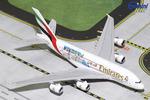 "GeminiJets 1:400 Emirates A380-800 ""Real Madrid"""