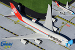 "GeminiJets 1:400 Cargolux Boeing 747-8F ""Not Without My Mask"""