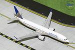GeminiJets 1:400 United Airlines Boeing 737 MAX 9