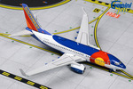 "GeminiJets 1:400 Southwest Airlines Boeing 737-700 ""Colorado One"""